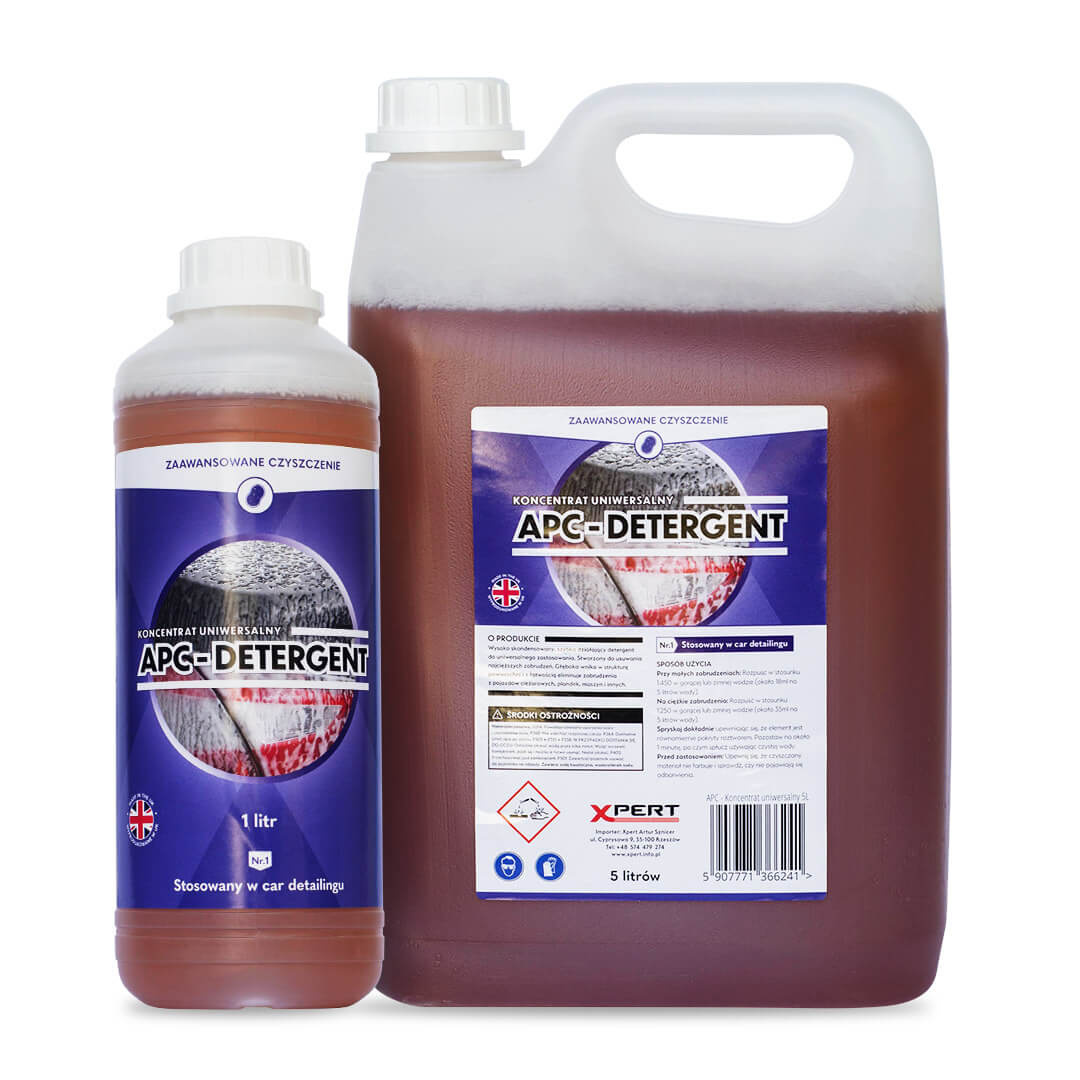Xpert APC PRO 5L (All Purpose Cleaner) - GRUBYGARAGE - Sklep Tuningowy
